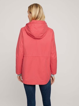 short parka with a hood - 2 - TOM TAILOR