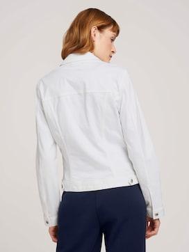Gefärbte Jeansjacke mit Bio-Baumwolle  - 2 - TOM TAILOR