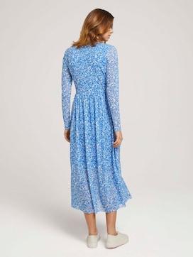 Midi jurk met bloemenprint - 2 - TOM TAILOR Denim