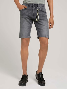 Regular-fit denim shorts - 1 - TOM TAILOR Denim