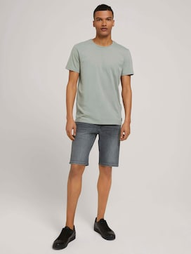 Regular-fit denim shorts - 3 - TOM TAILOR Denim