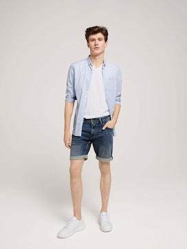 Regular Fit Jeansshorts - 3 - TOM TAILOR Denim