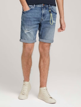 Regular Fit Jeansshorts - 1 - TOM TAILOR Denim