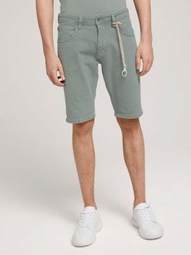 regular fit denim shorts - 1 - TOM TAILOR Denim