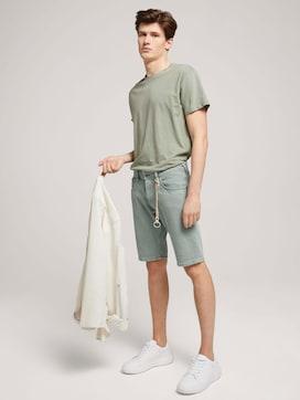 regular fit denim shorts - 3 - TOM TAILOR Denim