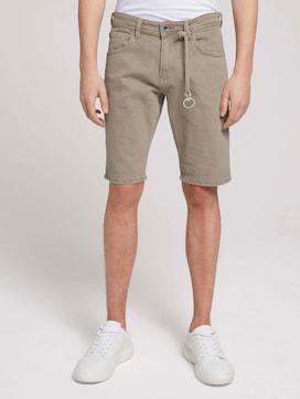 Regular Fit Jeansshorts - 1 - TOM TAILOR Denim