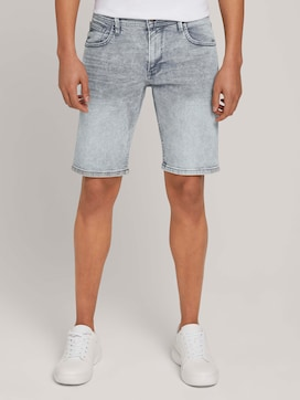 regular fit denim shorts - 1 - TOM TAILOR Denim