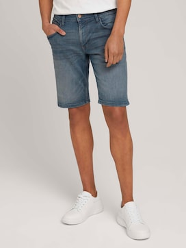 Regular Fit Jeans-Shorts - 1 - TOM TAILOR Denim