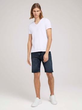 Regular Fit Jeans-Shorts - 3 - TOM TAILOR Denim