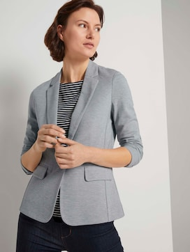 Jersey Blazer - 5 - TOM TAILOR
