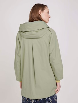 functional parka with a hood made with recycled polyester  - 2 - TOM TAILOR Denim