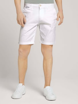 Chino Slim Shorts - 1 - TOM TAILOR Denim