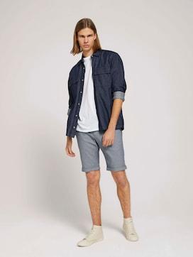chino slim shorts - 3 - TOM TAILOR Denim