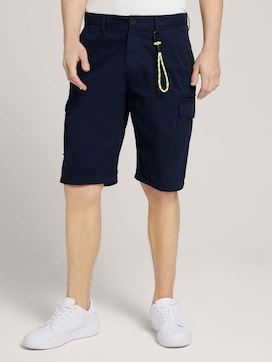 Regular Cargo Shorts - 1 - TOM TAILOR Denim