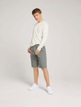 Regular Cargo Shorts - 3 - TOM TAILOR Denim