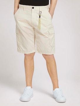 regular cargo shorts - 1 - TOM TAILOR Denim