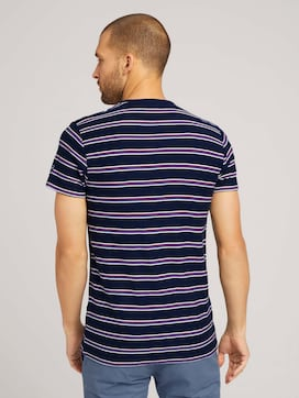 Gestreept T-shirt - 2 - TOM TAILOR
