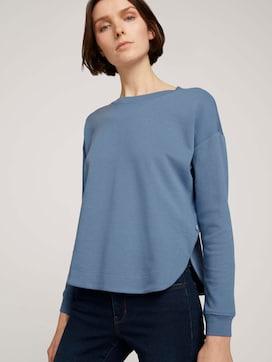 Loose Fit Sweatshirt - 5 - TOM TAILOR Denim