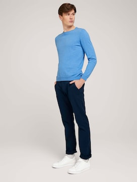 Regular Chino Hose mit Bio-Baumwolle   - 3 - TOM TAILOR