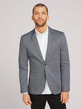 Fijn gestructureerde smart-casual jas - 1 - TOM TAILOR