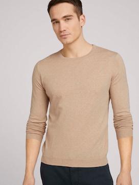 Basic Pullover - 5 - TOM TAILOR