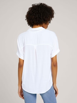 T-Shirt mit Kragen - 2 - Mine to five