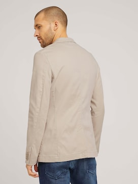 blazer made with organic cotton   - 2 - TOM TAILOR