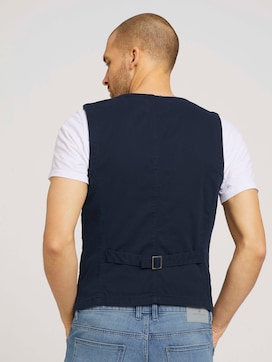 vest made with organic cotton  - 2 - TOM TAILOR