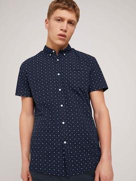 short sleeve shirt - 5 - TOM TAILOR Denim