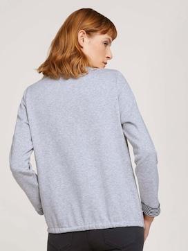 Sweatshirt mit Bio-Baumwolle  - 2 - TOM TAILOR