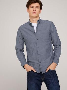 print shirt made with organic cotton  - 5 - TOM TAILOR