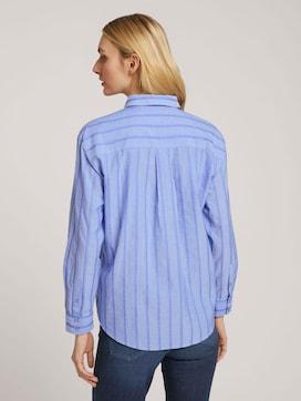 Gestreepte blouse - 2 - TOM TAILOR