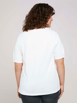 T-Shirt aus Bio-Baumwolle - 2 - My True Me
