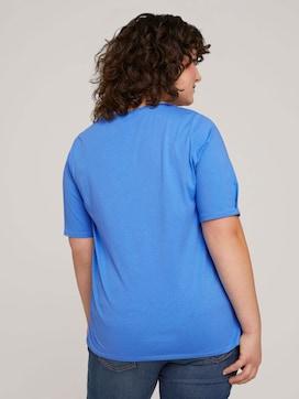Curvy - T-Shirt mit Bio-Baumwolle - 2 - My True Me