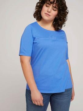 Curvy - T-Shirt mit Bio-Baumwolle - 5 - My True Me
