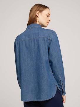 Hemdbluse aus Jeans - 2 - TOM TAILOR Denim