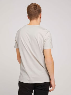 T-shirt with fotoprint made with organic cotton   - 2 - TOM TAILOR Denim