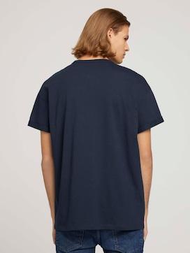 Tshirt mit Brusttasche - 2 - TOM TAILOR Denim
