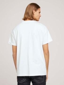 T-shirt met borstzak - 2 - TOM TAILOR Denim