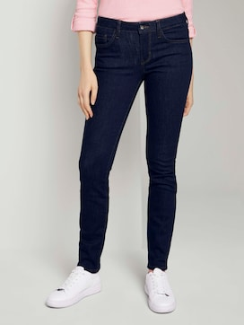 Alexa Slim Jeans in leichter Waschung - 1 - TOM TAILOR
