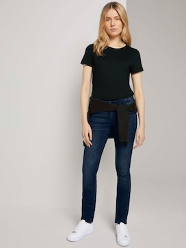 Alexa Slim Jeans in leichter Waschung - 3 - TOM TAILOR