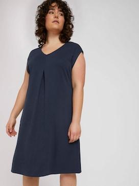 Ärmelloses Basic Kleid mit LENZING(TM) ECOVERO(TM) - 5 - My True Me