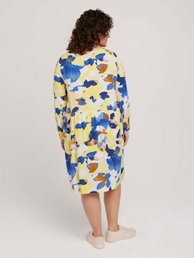 Blusenkleid mit Faltendetails - 2 - My True Me