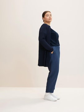 Shirt cardigan with pockets - 5 - My True Me
