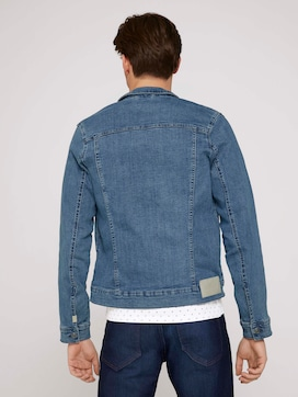 Trucker-Jeansjacke im Used-Look - 2 - TOM TAILOR