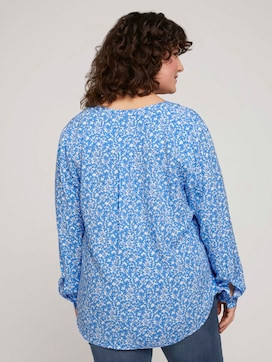 Plissé blouse - 2 - My True Me
