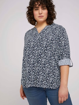 Pleated blouse - 5 - My True Me
