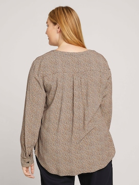 Pleated blouse - 2 - My True Me