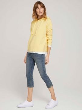 Kate Slim Capri Jeans - 3 - TOM TAILOR
