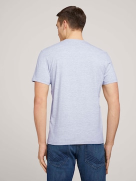 t-shirt made with organic cotton  - 2 - TOM TAILOR